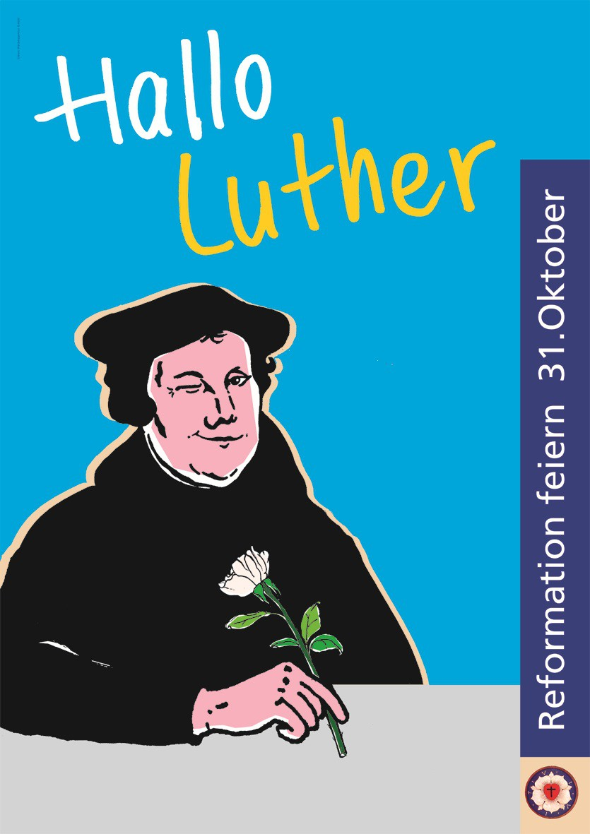 Hallo Luther! © kommwebshop.de
